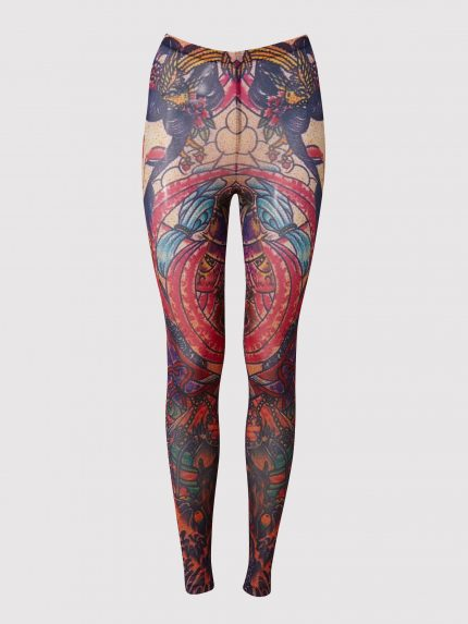 Opaque Leggings / Colorful