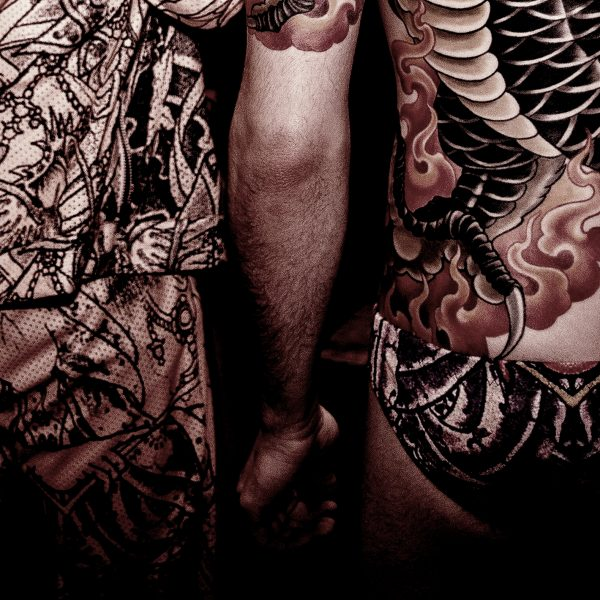 Nativ Tattoo - When bodily ink meets sartorial ink.